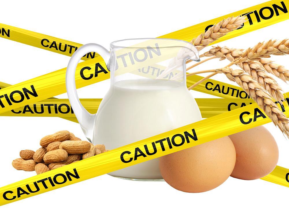 O que é intolerância alimentar - Fitas de atenção em volta do leite e do ovo - Instituto Digestivo
