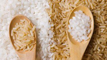 Arroz integral ou arroz branco: qual é o melhor? | Instituto Digestivo